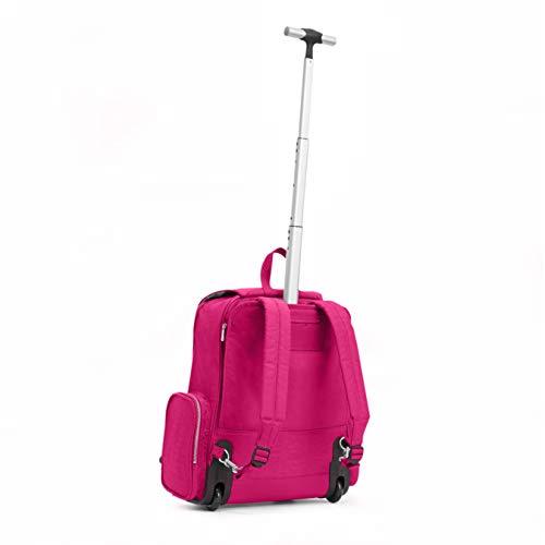 Kipling Alcatraz II Wheeled bag, Very Berry, One Size