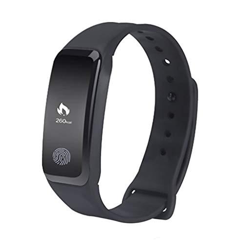 ZHJ-smart wristband Fitness Tracker Pulsera Inteligente Salud SupervisióN Bluetooth Deportes Conferencia Empresarial