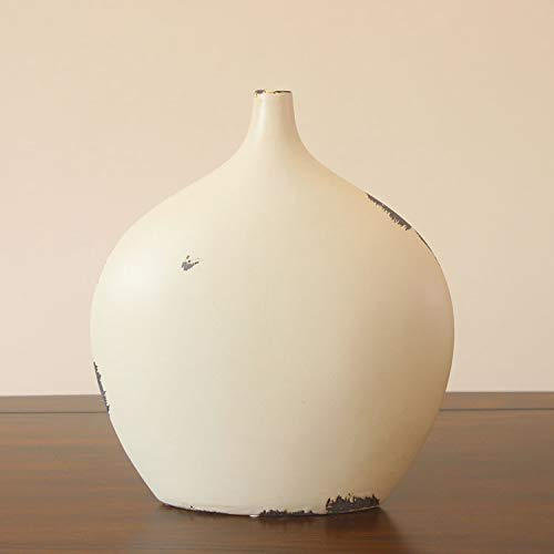 Mountain head ヨーロッパのレトロ装飾花瓶ポーチセラミック花瓶クリエイティブクラフト家具アメリカ牧歌素朴な花瓶 Mountain head (Size : A) B07QG13YZ4  A