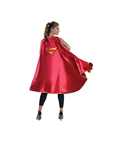 Rubie's Costume Co Women's DC Superheroes Deluxe Supergirl