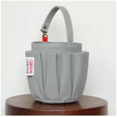 ロブテックス バケツ型ツールバッグ スモーク