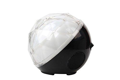 Gadget Disco Disco Altavoz Bluetooth 3 W Negro