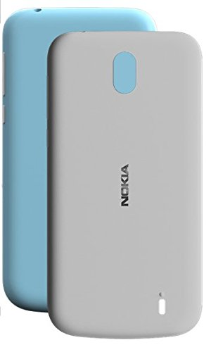 hot sale online 1289a be1f0 Amazon.com: Nokia 1 X Press Cover: Cell Phones & Accessories
