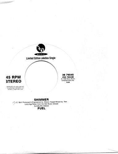 Shimmer/Bittersweet (Limited Edition Jukebox Single 7 Inch Vinyl 45) ()