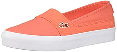 Lacoste Womens Marice Pink Size: 5