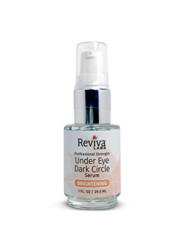 - Reviva Labs Under-Eye Dark Circle Serum, 1 Fluid Ounce