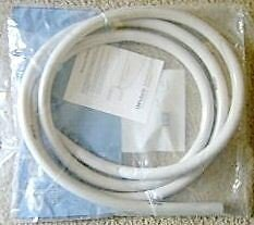 Polaris D50 D-50 White Leader Feed Hose, Soft 10' 180 280 380 Pool Cleaner Part (380 Polaris Feed)