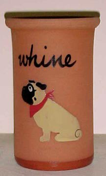 Pug Whine Cooler