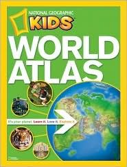NG Kids World Atlas by ~ National Geographic