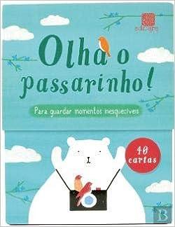 Olha o Passarinho! (Portuguese Edition): Edicare Editora ...
