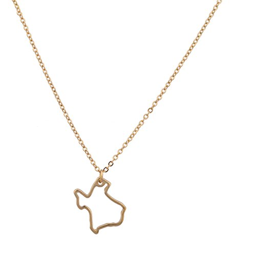 lux-accessories-texas-pride-state-outline-pendant-necklace