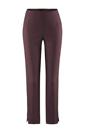 Stehmann 740 Donna Pantaloni Ina Merlot Moderni Da Colori In O7qwOrP5