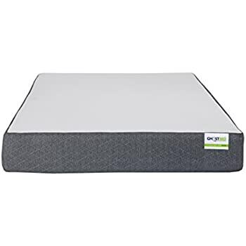 GhostBed 11 Inch Cooling Gel Memory Foam Mattress with 20 Year Warranty, QUEEN