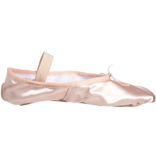 Bailarinas de para Capezio mujer cuero Rosa Td4qYBO