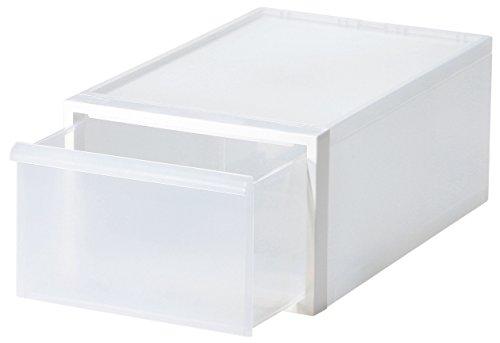 Like-It CS-D2 Closet Organizer / Drawer, White, Medium by Like-It