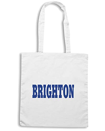Speed Shirt Borsa Shopper Bianca WC0722 BRIGHTON