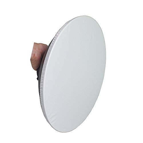 (Bestshoot 2Packs 17 inch / 42cm Beauty Dish Diffuser Sock, Transparent Soft White Diffuser Screen Cover for Flash Speedlight, Strobe Light, Monolight Reflector, Fits Portrait, Fashion Photography ..)