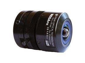 Everfocus EFV-M1803DCIR A/I Lens with Optical Correction, 1.8-3 mm, 1/2