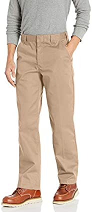 Amazon Essentials Men's Standard Stain & Wrinkle-Resistant Classic W