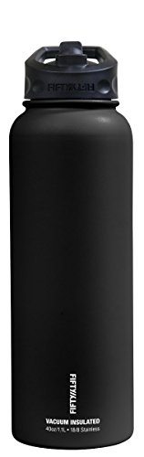fifty-fifty-v34002bk-0-34oz-black-vacuum-insulated-bottle-1-pack
