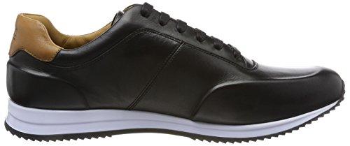 BOSS Business Legacy_Runn_Burs, Sneakers Basses Homme Noir (Black)