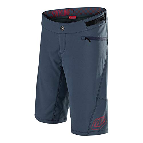 Troy Lee Designs Skyline Short - Women's Solid Corsair/Coral, S by Troy Lee Designs (Image #1)