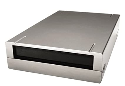Amazon.com: LaCie 52x32x52 External Firewire CD-RW Drive P5 design