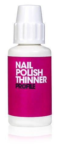 Profile Nail Polish Thinner Prolongs Polish Use 30ml Salon System 0218114