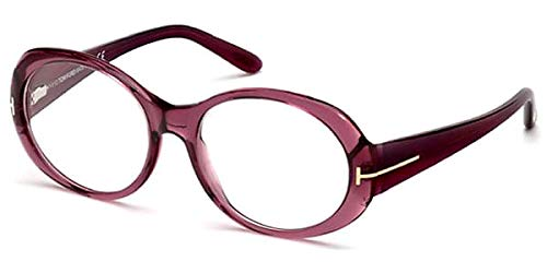 Tom Ford Rx Eyeglasses With Case - FT5246 083 - Purple ()