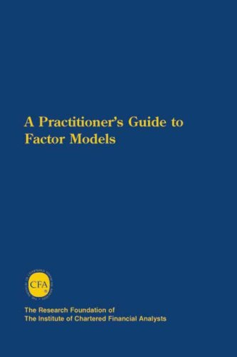 A Practitioner's Guide to Factor Models