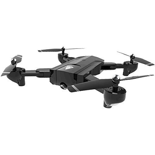 MOZATE S8 Quadcopter Drone 2.4Ghz 4 CH Attitude Hold WiFi 720P Optical Flow Dual Camera