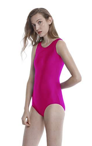 Speerise Womens Ballet Dance Tank Leotard Lycra Spandex Bodysuits