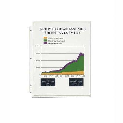 Loading High Capacity Sheet Protectors (Sparco High-Capacity Sheet Protectors)