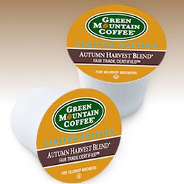 Green Mountain Coffee Legitimate Trade Autumn Harvest Blend K-Cup (24 count)