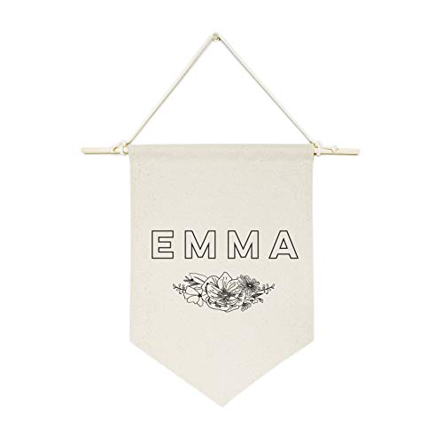 The Cotton & Canvas Co. Personalized Name with