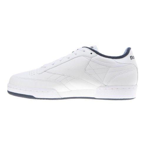 buy cheap buy Reebok Men's Club C Sneaker White/navy free shipping nicekicks fake sale online where can i order discount shop offer GmchqJYwU