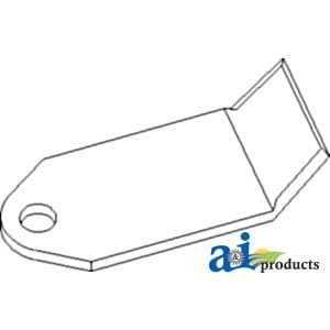917 917A EF7 Course Blade Pack of 10 Part No: A-7501971 Ford New Holland Flail Mower 907