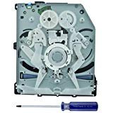 Original Sony PlayStation 4 Blu-ray DVD Drive KES-860PAA KEM-860 BDP-010 BDP-015 for PS4 CUH-1001A with Opening Tool Screwdriver by Sony