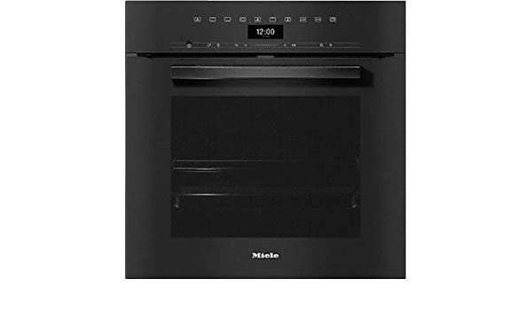Miele 7460 B OBSW - Horno empotrable (60 cm), color negro: Amazon ...