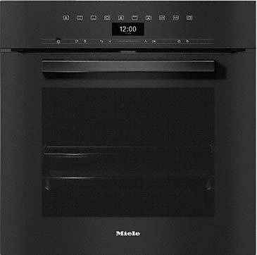 Miele 7460 B OBSW - Horno empotrable (60 cm), color negro: Amazon ...