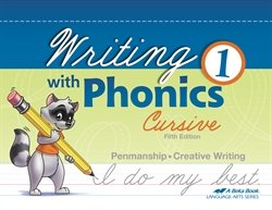 Used, Writing with Phonics 1 for sale  Delivered anywhere in USA