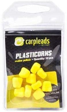 10 St/ück Carpleads Plasticorn Mais Maize Yellow gelb