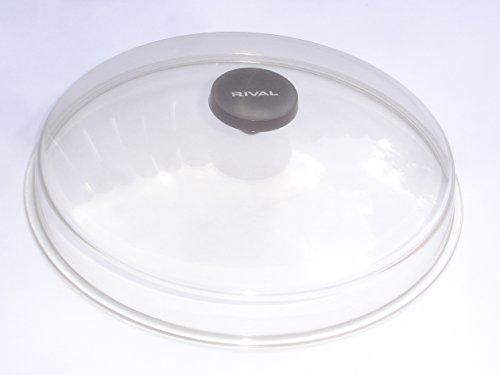 Rival Crock Pot Slow Cooker Vintage Model 3350/2 Original Plastic Lid 10 1/8