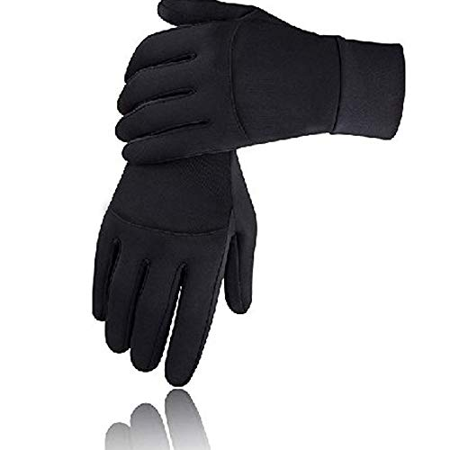 Winter gloves, touch screen gloves, windproof and waterproof warm gloves