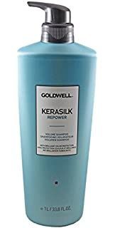 Goldwell Kerasilk Repower Volume Shampoo 33.8 Ounces by Goldwell