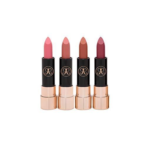 Anastasia Beverly Hills - Lip Set - Mini Matte Lipstick - 4 Piece Nudes Set by Anastasia Beverly Hills (Image #2)