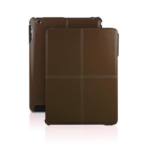 Marware AHHB16 C.E.O. Hybrid for iPad 4, iPad 3 & iPad 2, Brown by - Marware Leather Ceo