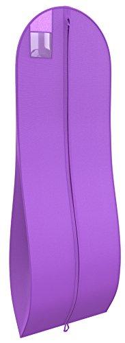 garment bag purple dance - 9