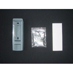 ADOB 40500, Expendedor dispensador muy útil para: jabón líquido, champú, gel de baño o loción: Amazon.es: Bricolaje y herramientas