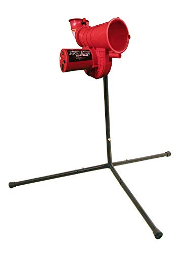 Heater Sports Power Alley Real 11 inch Softball Machine by Heater Sports